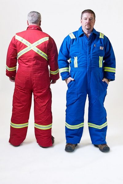 329d36be320f WESTEX ULTRASOFT® WINTER INSULATED COVERALL