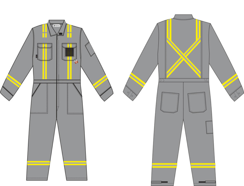 coverall-grey